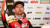 MotoGP-Pilot Crutchlow zieht sich Bänderriss zu