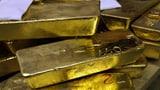 Gefahr von gefälschtem Gold steigt (Artikel enthält Audio)