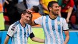 Argentinien: Abhängig von Lionel Messi (Artikel enthält Video)