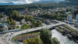 Neue Lösung für umstrittenen Autobahnzubringer in Luzern (Artikel enthält Audio)