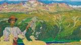 Fünf Meter Giacometti kehren zurück nach Graubünden (Artikel enthält Audio)