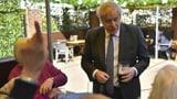 Für viele Briten ist klar: «Boris ist unser Mann!» (Artikel enthält Video)
