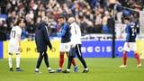 Sorgen um PSG-Stars Mbappé und Neymar (Artikel enthält Video)