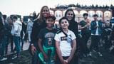 Familienausflug ans Zürich Openair