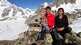 Peter und Debi Schwitter: Oberaletschhütte VS