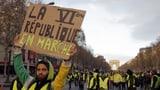 Sind die Aufstände in Frankreich berechtigt?