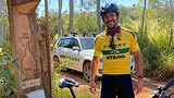 Fred pedalt für neuen Klub 600 km durch Brasilien