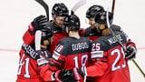 Kanada schlägt die USA und wartet im Viertelfinal auf die Schweiz