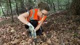 Wie Freiwillige im Kampf gegen illegale Ausgräber helfen (Artikel enthält Audio)