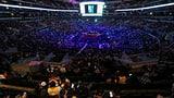 Bewegende Zeremonie für Kobe Bryant (Artikel enthält Bildergalerie)
