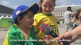 Die Olympia-Helden der brasilianischen Fans (Artikel enthält Video)