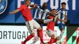 Seferovic verpasst mit Benfica den Cupsieg (Artikel enthält Video)