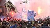 Anzeige gegen FC Luzern nach Cupfeier (Artikel enthält Video)