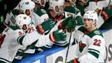 Fiala ebnet Minnesota den Weg zum Startsieg – Kukan gibt Comeback