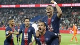 PSG feiert Meistertitel in Notre-Dame-Trikots (Artikel enthält Audio)