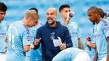 Guardiola und City zittern vor TAS-Entscheidung am Montag (Artikel enthält Video)