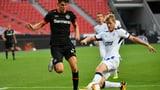 Leverkusen bleibt souverän gegen die Rangers