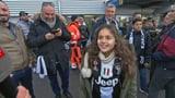 Ronaldo-Hype in Bern (Artikel enthält Video)
