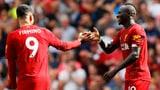 Dank Dreizack: Liverpool bleibt makellos