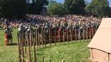 Über 20'000 besuchten das Römerfest in Augusta Raurica (Artikel enthält Audio)