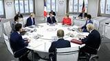 G7 – die Scheineinigen (Artikel enthält Video)