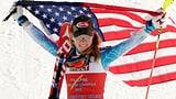 Shiffrin bleibt die Slalom-Königin (Artikel enthält Video)