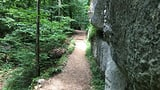 Wieso ein Wanderweg nicht mehr zum offiziellen Wandernetz gehört (Artikel enthält Audio)