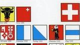 Las vopnas dals chantuns e la bandiera svizra. Part 2 (Artitgel cuntegn audio)