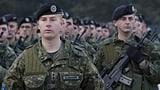 Kosovo will eine eigene Armee aufbauen (Artikel enthält Video)