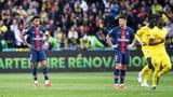 Noch immer nicht Meister: PSG patzt auch im 3. Versuch (Artikel enthält Audio)