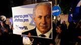«Netanjahu will nicht ins Gefängnis» (Artikel enthält Audio)