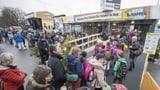 «Wir sind mit Jeder Rappen zählt sehr willkommen in Luzern» (Artikel enthält Audio)