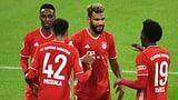 Bayern geben sich im deutschen Pokal keine Blösse (Artikel enthält Audio)