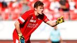 Sion-Goalie Mitrjuschkin zurück im Training