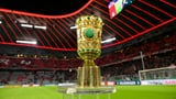 Pokal-Halbfinals in Deutschland verschoben (Artikel enthält Video)