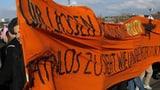 Basler Schüler gehen wieder für die Umwelt auf der Strasse (Artikel enthält Audio)