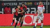 Hertha zeigt Herz und holt wichtigen Punkt – Leicester patzt (Artikel enthält Audio)