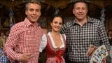 Top 50 – prominente Gäste im «Samschtig-Jass»