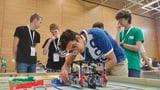 Wettkampf der Roboterbauer (Artikel enthält Audio)