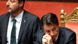 Italiens Regierungschef Conte tritt zurück (Artikel enthält Video)