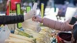Eine Art Wochenmarkt in Altstätten (Artikel enthält Audio)