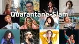 Quarantäne-Slam  (Artikel enthält Bildergalerie)