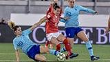 Schweizerinnen beenden WM-Qualifikation ehrenhaft (Artikel enthält Video)