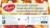 Migros ruft Pastasalat Caprese von Anna's Best zurück