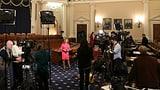 Das erste öffentliche Impeachment-Hearing im Stream