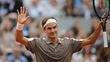 Überzeugende Rückkehr: Federer schlägt Sonego in 3 Sätzen (Artikel enthält Video)