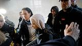 Greta Thunberg «schleicht sich in Madrid ein» (Artikel enthält Video)