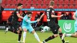 Steffen glänzt bei Wolfsburg-Sieg in Leverkusen (Artikel enthält Audio)