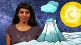 Krasse Orte in unserem Sonnensystem