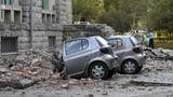 Mehrere Erdbeben erschüttern Albanien (Artikel enthält Video)
